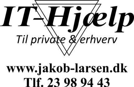 LARSEN IT  v/Jakob T. Larsen